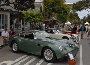Aston Martin DB4 1958 3