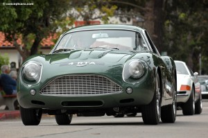 Aston Martin DB4 19582